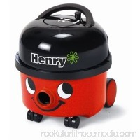 Numatic HVR200A Henry Bagged Canister Vacuum Cleaner Red