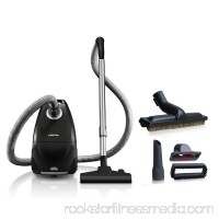 Oreck Venture Hardwood and Floor Bagged Canister Vacuum Cleaner