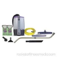 PROTEAM Backpack Vacuum Cleaner,6 qt.,11.6 lb. 107310