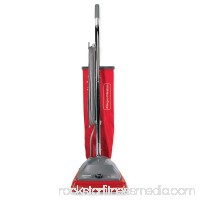 Sanitaire Sc688 Upright Vacuum - 7 A - 1.53 Gal - Bagged - Red, Silver (sc688a)