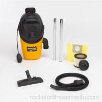Shop-Vac 6.5 Peak HP Industrial Back Pack Vac   550545569