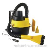 Wagan Tech Wet and Dry Ultra Bagless Canister Vacuum