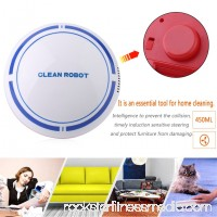 Automatic Cleaning Sweeper Robotic Robots Or Vacuum And Mopping Robots Mute Vacuum Cleaner Sweeping Machine For Kids(White)