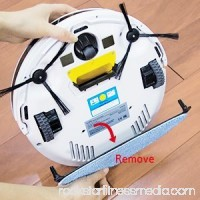 ILIFE V5s Pro Robot Vacuum Mop Cleaner Automatically Sweeping Scrubbing Mopping Floor Cleaning Robot with Water Tank