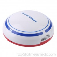White + Blue + Red Automatic Cleaning Sweeper Robot Mute Vacuum Cleaner Sweeping Machine   569941782