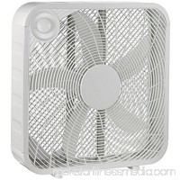 20 White Box High Velocity Fan with 3 Setting Speeds For Air Flow, Smart and Energy Efficient 556259799