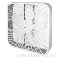 Impress IM-720 BX 20-Inch 3-Speed Box Fan White