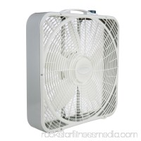 Lasko 20 Premium Box 3-Speed Fan, Model #3723, Gray 563266390