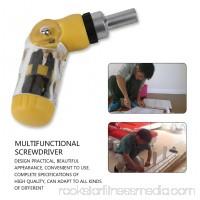 13Pcs/set Multifunctional Screwdriver Set Screwdriver Ratchet Repair Tools