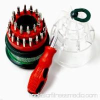 31 in 1 Mini Screwdriver Bit Set Precision Tools Hex Torx Phillips Phone Repair