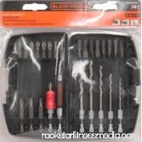BLACK+DECKER 28PC QUICK CONNECT SD SET   554181500