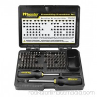 Wheeler Professional 72-Piece Gunsmith Screwdriver Set, 776-737 551869427