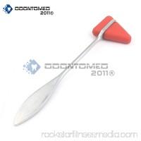 Odontomed2011® Red Taylor Tomahawk Reflex Hammer For Neurological Examination Odm