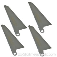 Black and Decker SC500 Handsaw 4 Pack 74-591 Large Wood Cutting Blade 74-591-4PK