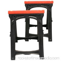 Professional Woodworker 1 Pair Folding Sawhorses   566753936