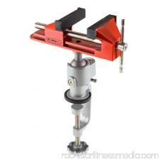 3 Inch Jaw 360 Degree Swivel Table Vise Rubber Jaws Aluminum Ball By Stalwart 565431161