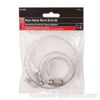 Bulldog Hose Clamp Worm Drive Kit, 3pc 563363948