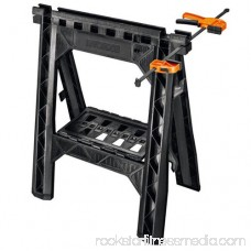 Clamping Sawhorses, pair with 2 clamps WX065 553976715