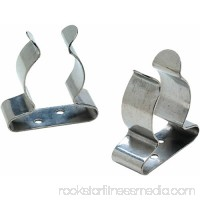 Seachoice Stainless Steel Spring Clamps, 2pk   553435207