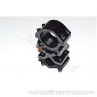 Shotgun Flashlight mount 2 Piece 1 Ring w Picatinny Base / Picatinny Clamp