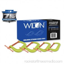 Wilton 4PC F CLAMP KIT 11116