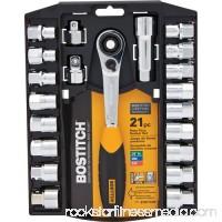 Bostitch 21-Piece 3/8-Inch Pass Thru Socket Set   BTMT72286 551548480