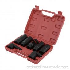 Oxygen Sensor Tool 7pcs O2 Oxygen Sensor oilll Pressure Sending Master Sensor Socket Hand Tool Kit 570315763