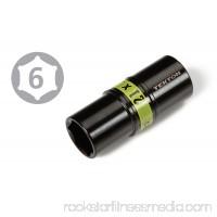 TEKTON 1/2-Inch Drive Lug Nut Service Tool Flip Impact Socket Set, Inch/Metric, 4-Piece | 4950   566028875
