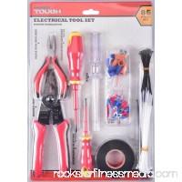 Hyper-Tough Electrical Tool Set, 86-Piece 554496952