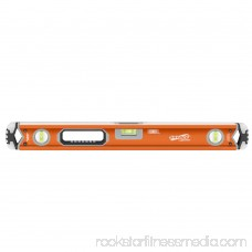 24 In. Savage® Box Beam Level W/Gelshock™ End Caps—Contractor Series 565282745