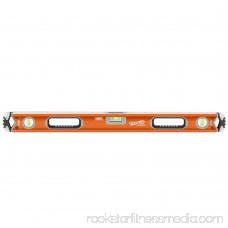 72 In. Savage® Box Beam Level W/Gelshock™ End Caps—Contractor Series 565282716