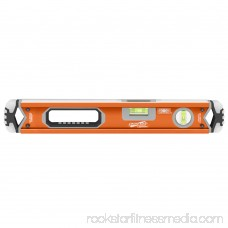 96 In. Savage® Box Beam Level W/Gelshock™ End Caps—Contractor Series 565282712