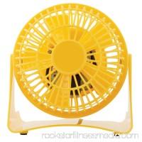Kool Zone 4 Personal Fan- Yellow 563406304