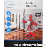 """Mainstays Metal 8"""" Table Fan   554758509"""