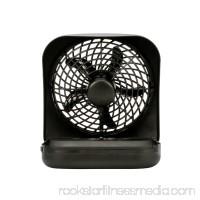 O2COOL 5 Portable 2-Speed Fan, Mode #FD05004, Black 553813786