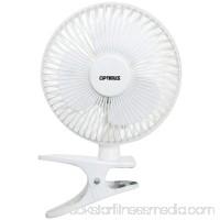 Optimus 6 in. Optimus Personal Clip-on Fan   563857259