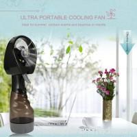 Portable Handhold Powerful Fan Mini Outdoor Mist Water Cooling Spray Fan Humidification Fan Water Fan