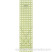 Dritz Omnigrip Non-Slip Plastic Quilter's Ruler