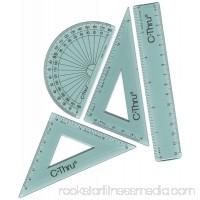 Ruler Combo Set 6 4/pkg-