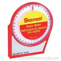Starrett Angle Meter, -, Red, AM-2