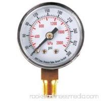 4CJR5 Pressure Gauge, Test, 1-1/2 In