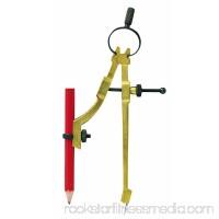 General Tools 842 Precision Pencil Compass, includes pencil 552275056