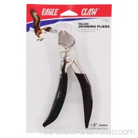 "Eagle Claw Pliers Deluxe Skinning, 1-1/2"" Jaws   554113834"