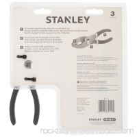 Stanley® Pliers Set 3 pc Carded Pack 551637404