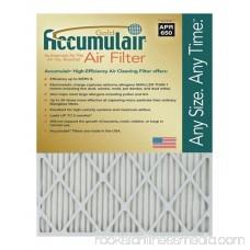 Accumulair Gold 1 Air Filter, 4-Pack 553956685