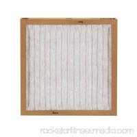 Filtrete Basic Pleated HVAC Furnace Air Filter, 100 MPR, 16 x 24 in, 1 Filter   553598357