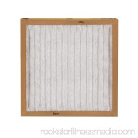 Filtrete Basic Pleated HVAC Furnace Air Filter, 100 MPR, 18 x 24 in, 1 Filter   553598360