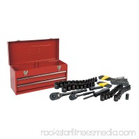 STANLEY 101-Piece Universal Mechanics Tool Set with Metal Tool Box | STMT81564   564569628