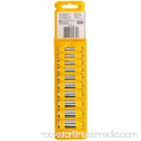 """Stanley® 1/4"""" DR. mm Deep Socket Set 10 pc Container   563087615"""