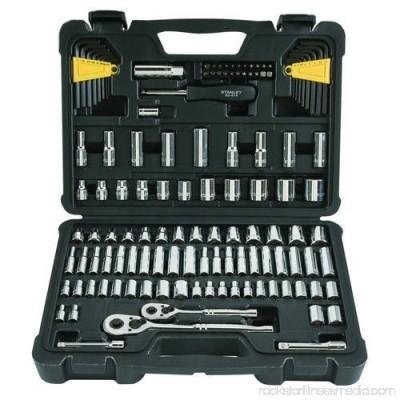 Stanley STMT71652 123-Piece Mechanics Tool Set 551639792